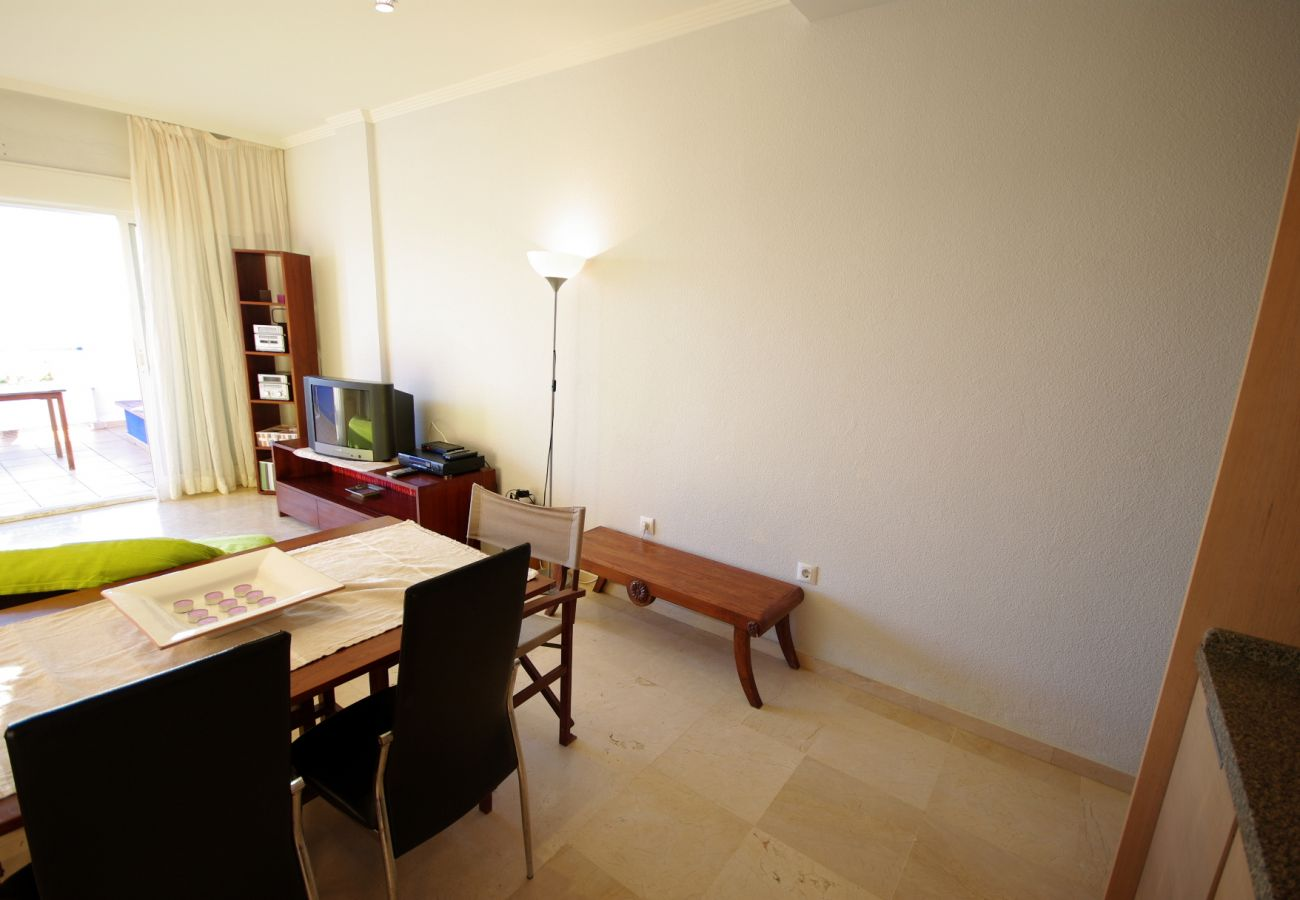 Apartment in Tarifa - Apartment for 5 people to 10 m beach