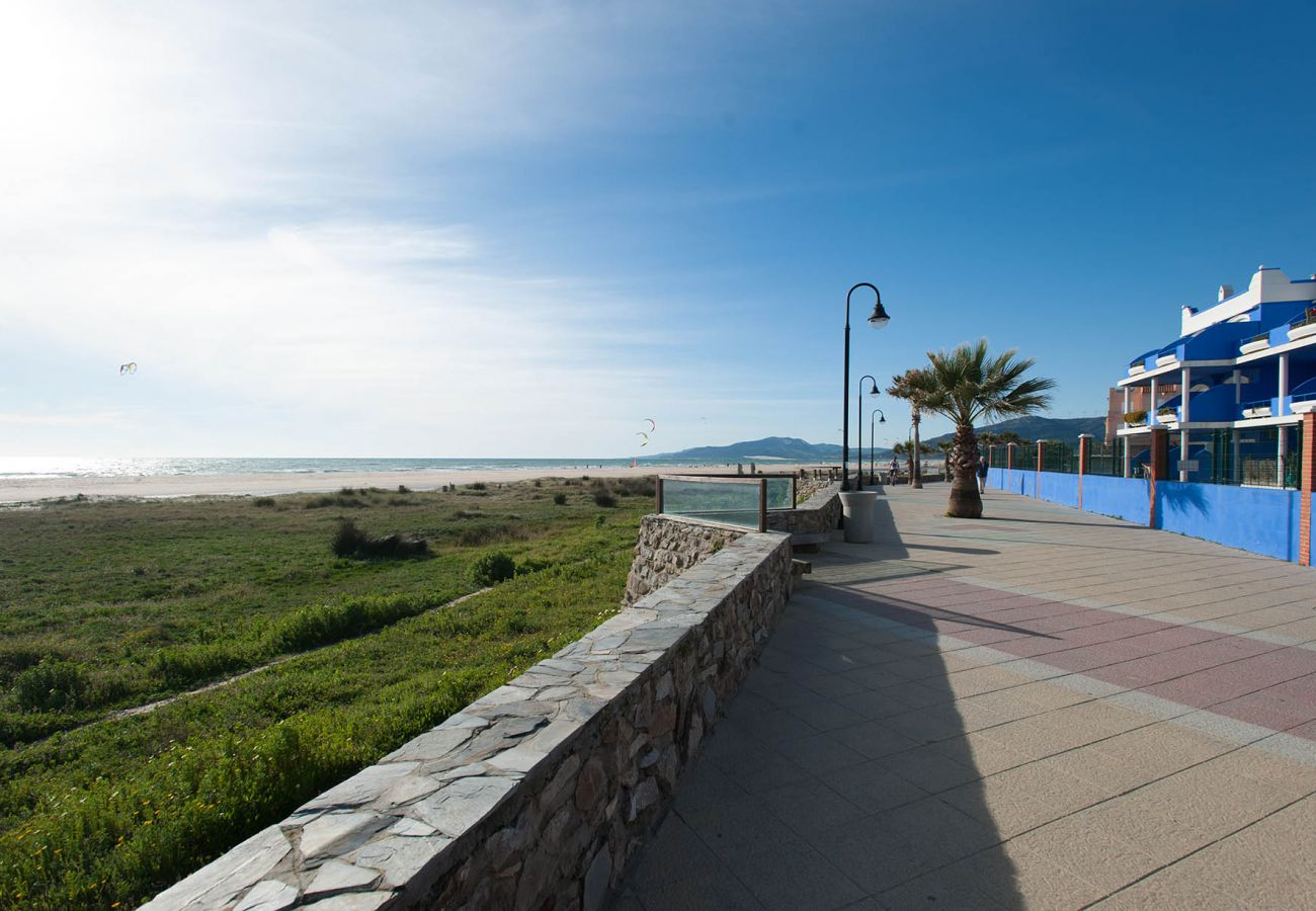 Apartment in Tarifa - Apartment for 4 people to10 mbeach
