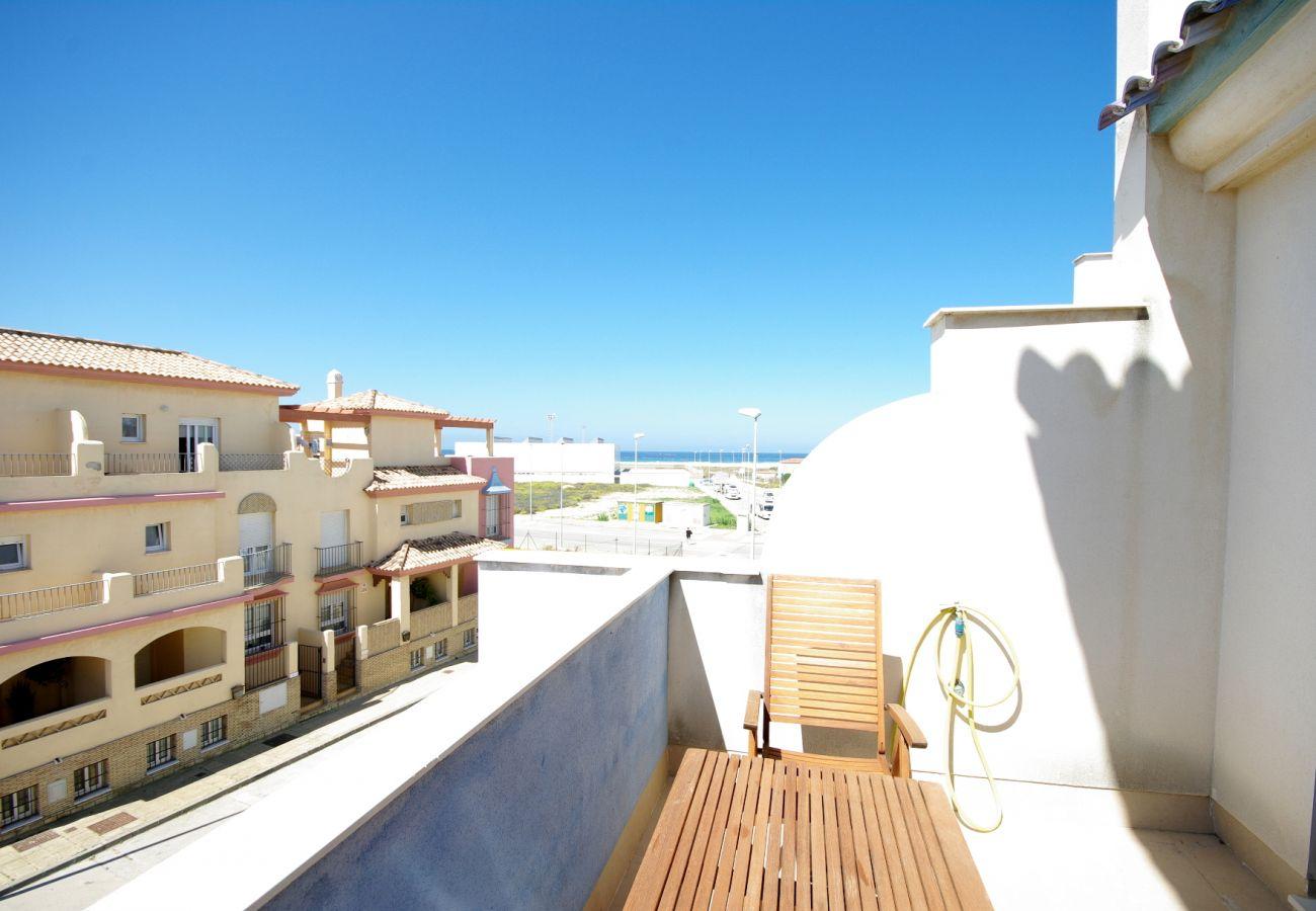 Apartment in Tarifa - Apartment with swimming pool in Tarifa
