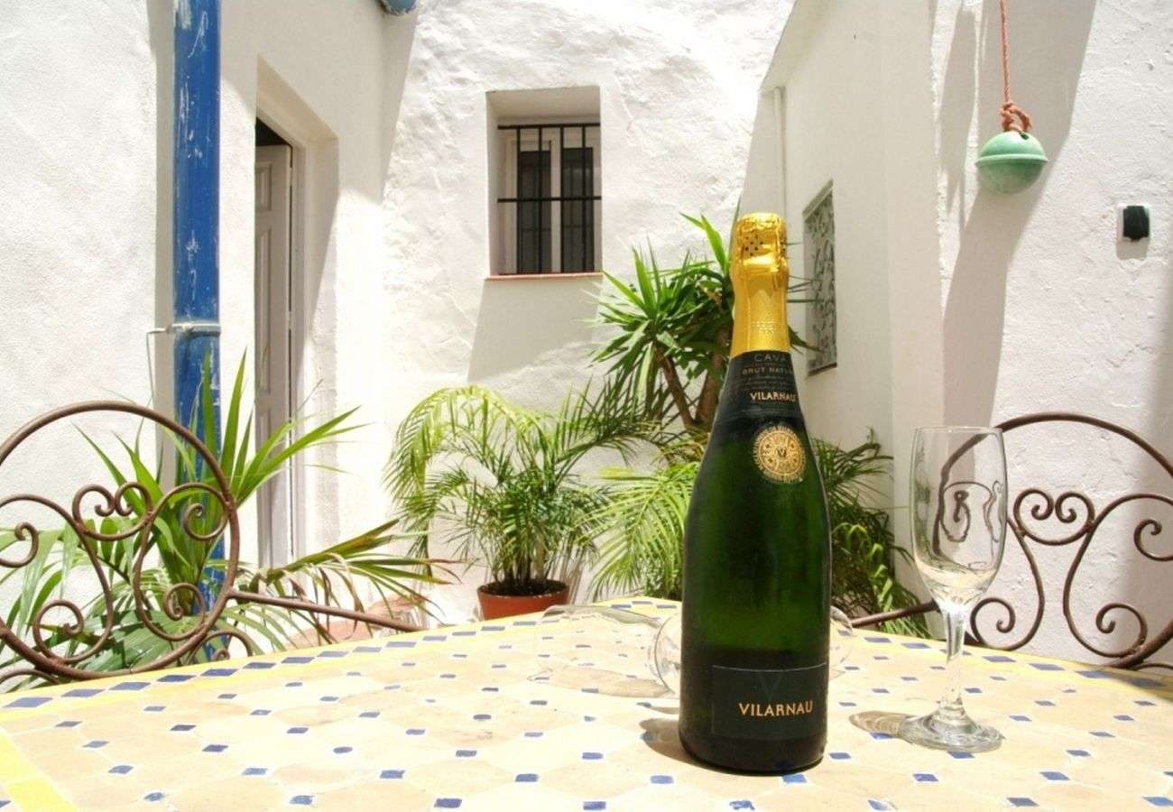 Apartment in Tarifa - Apartment for 2 people to180 mbeach