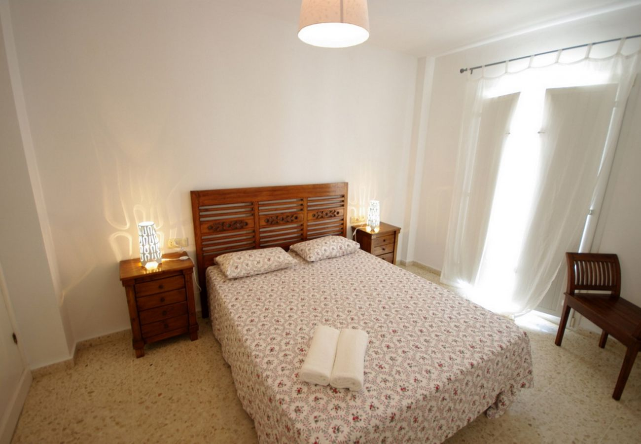 Apartment in Tarifa - Apartment of 4 bedrooms to100 mbeach