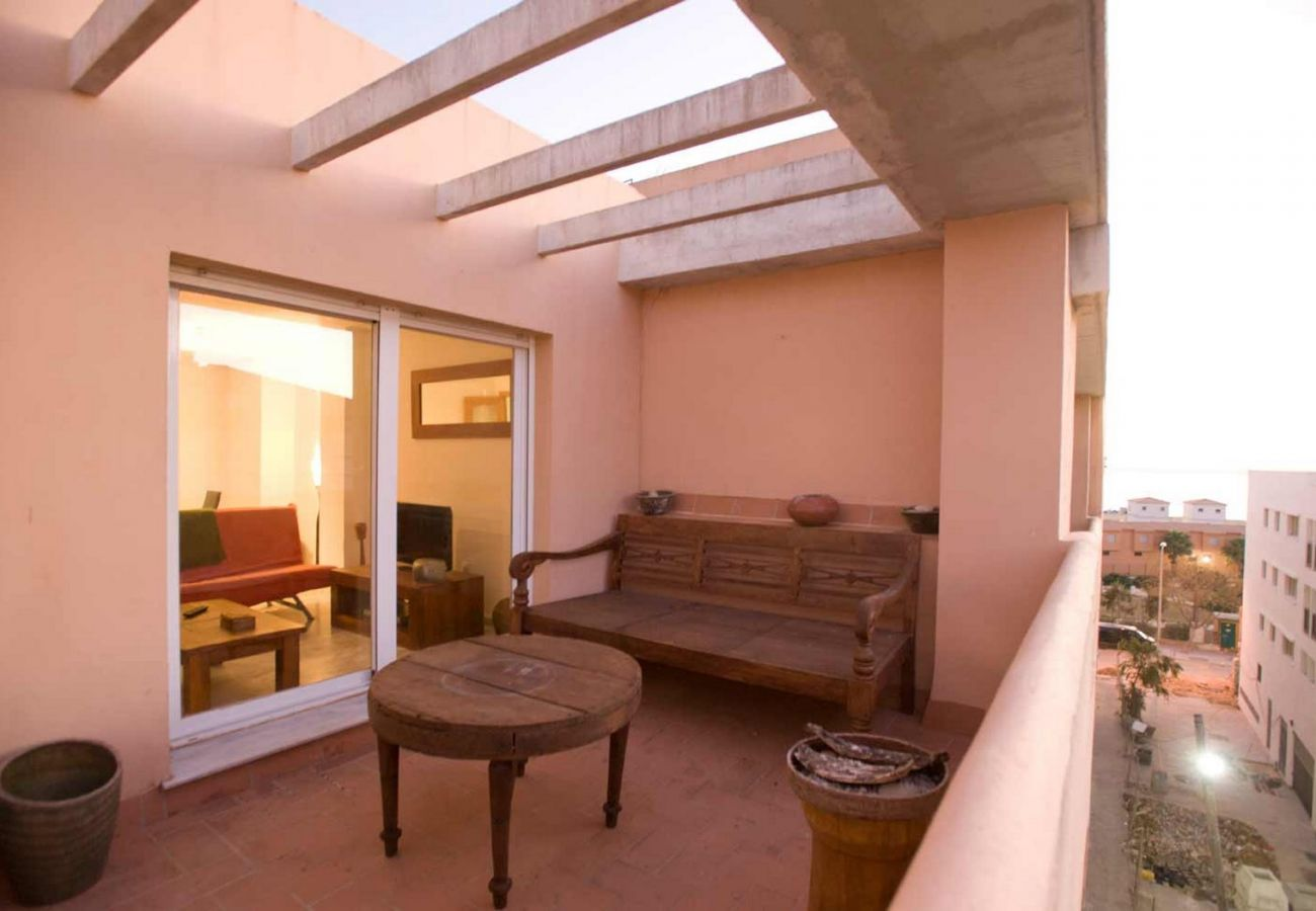 Apartment in Tarifa - Apartment for 4 people to 100 m beach