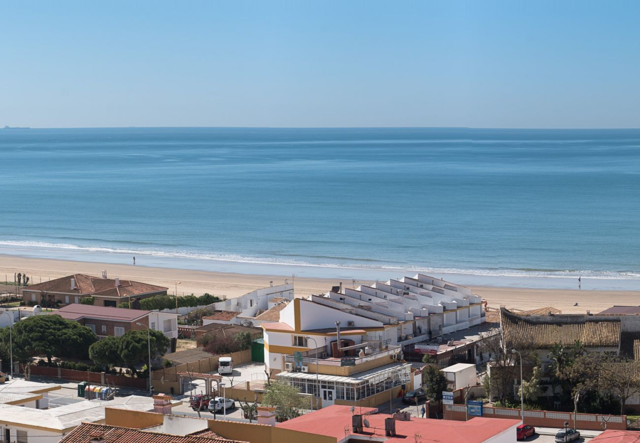Apartment in Punta Umbria - Apartment for 5 people to 200 m beach