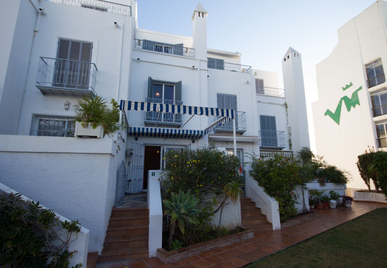House in Nerja - House for 6 people to 50 m beach