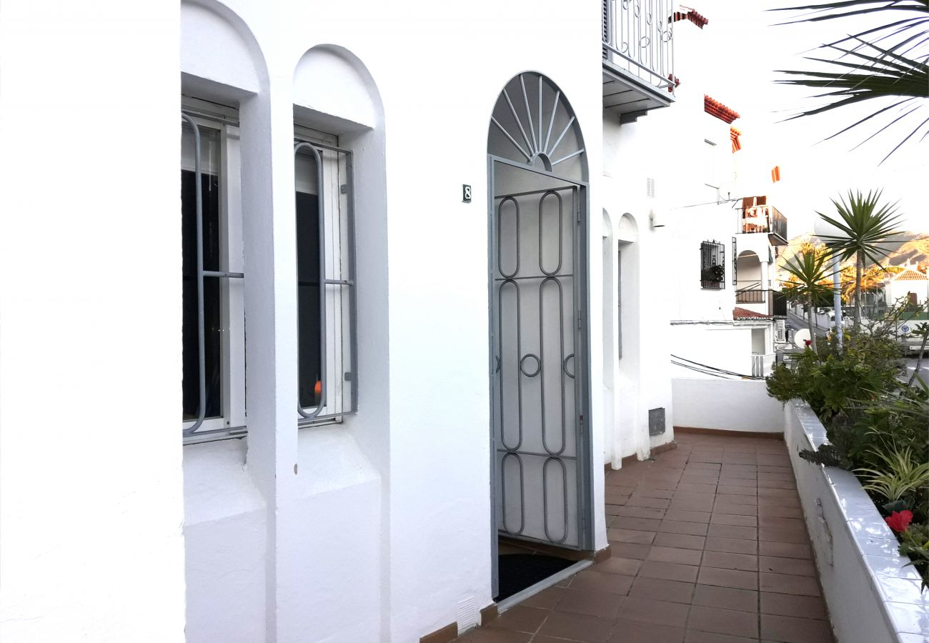 House in Nerja - House of 3 bedrooms to 100 m beach