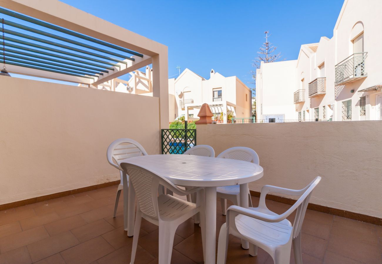 House in Nerja - House of 3 bedrooms to 150 m beach