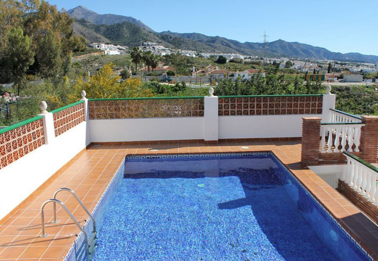 Villa in Nerja - Villa for 6 people in Nerja