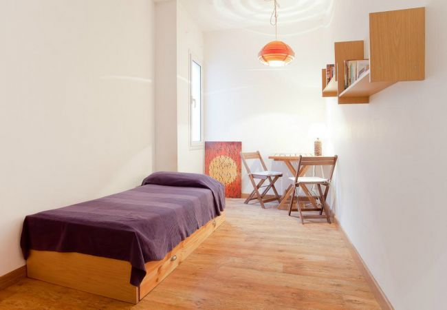Apartment in Barcelona - ATIC SAGRADA FAMILIA, cute,sunny light, silent flat with amazing private terrace in Barcelona