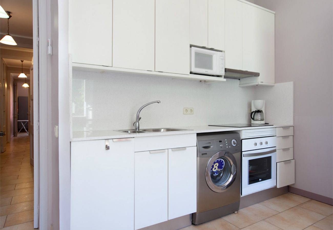 Apartment in Barcelona - SANT ANTONI, nice, silent and central located vacation rentals in Barcelona