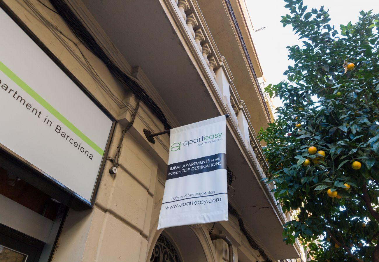Apartment in Barcelona - GRACIA BONAVISTA, great restored apartment for rent in Barcelona center
