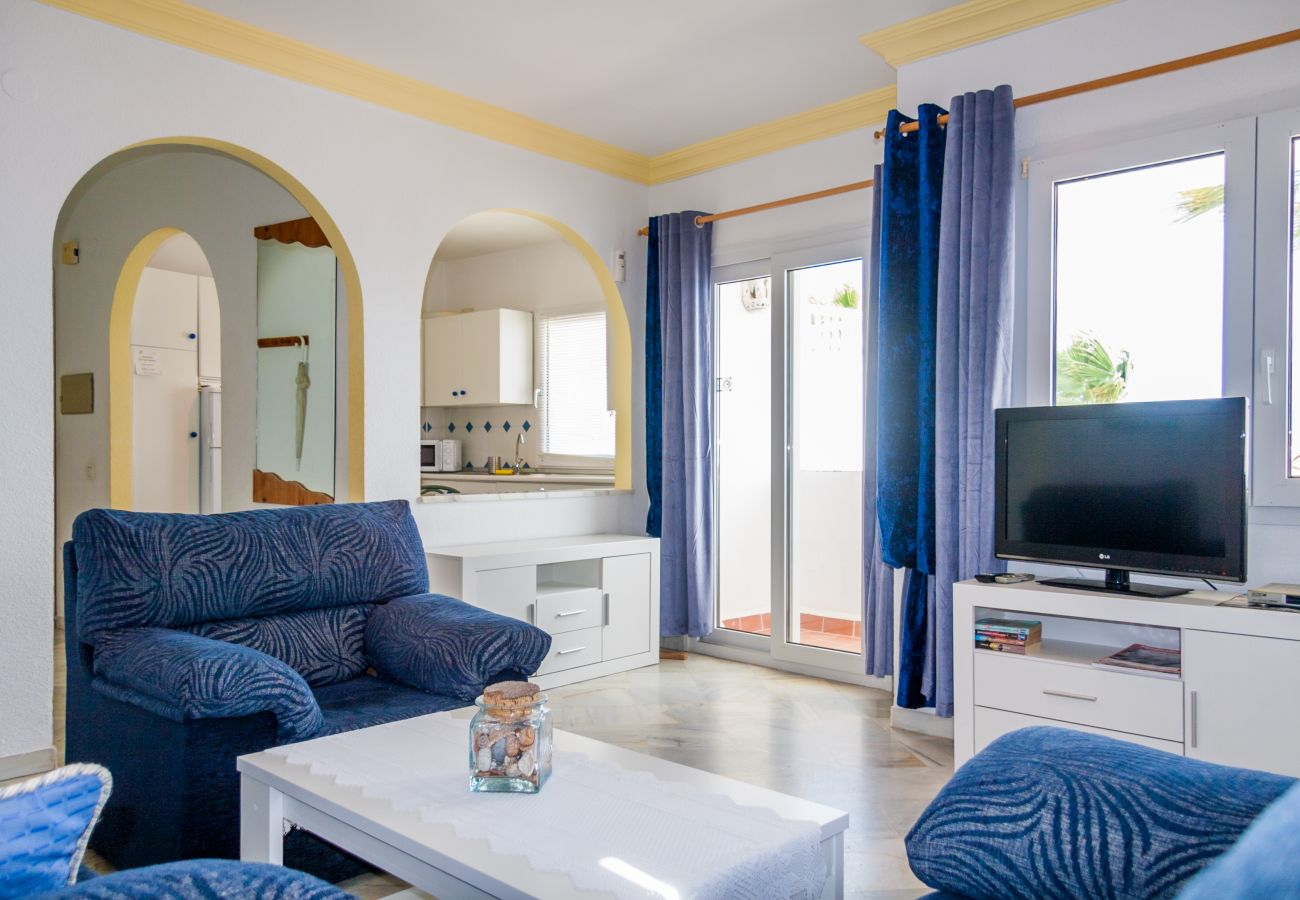 Residence in Nerja - Residence with swimmingpool to10 mbeach