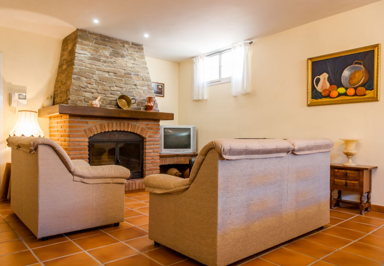Villa in Nerja - Villa for 10 people in Nerja