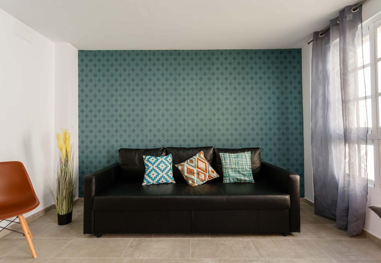 Apartment in Cádiz - Apartment of 3 bedrooms in Cádiz