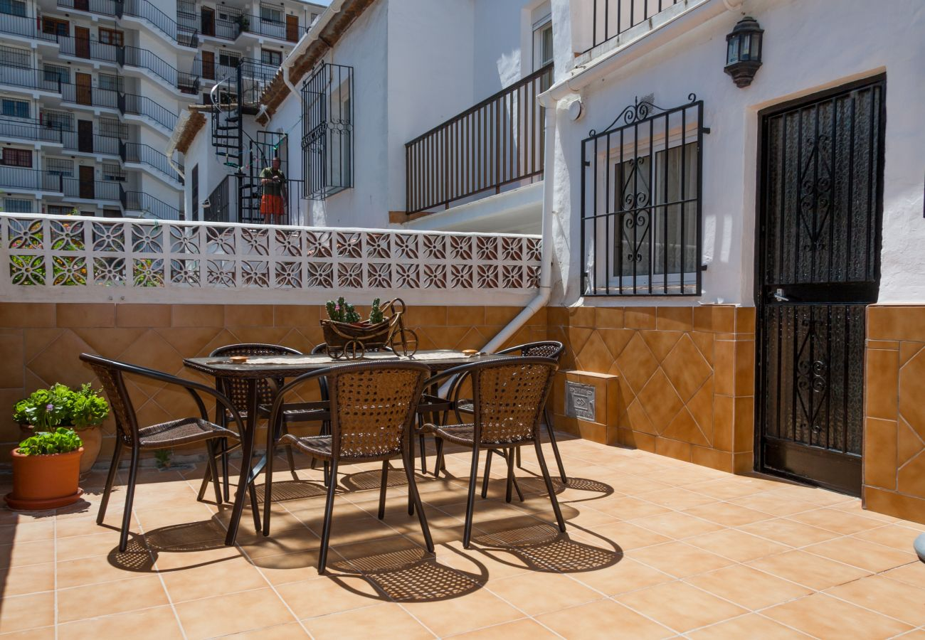 House in Nerja - House with swimmingpool to1 kmbeach
