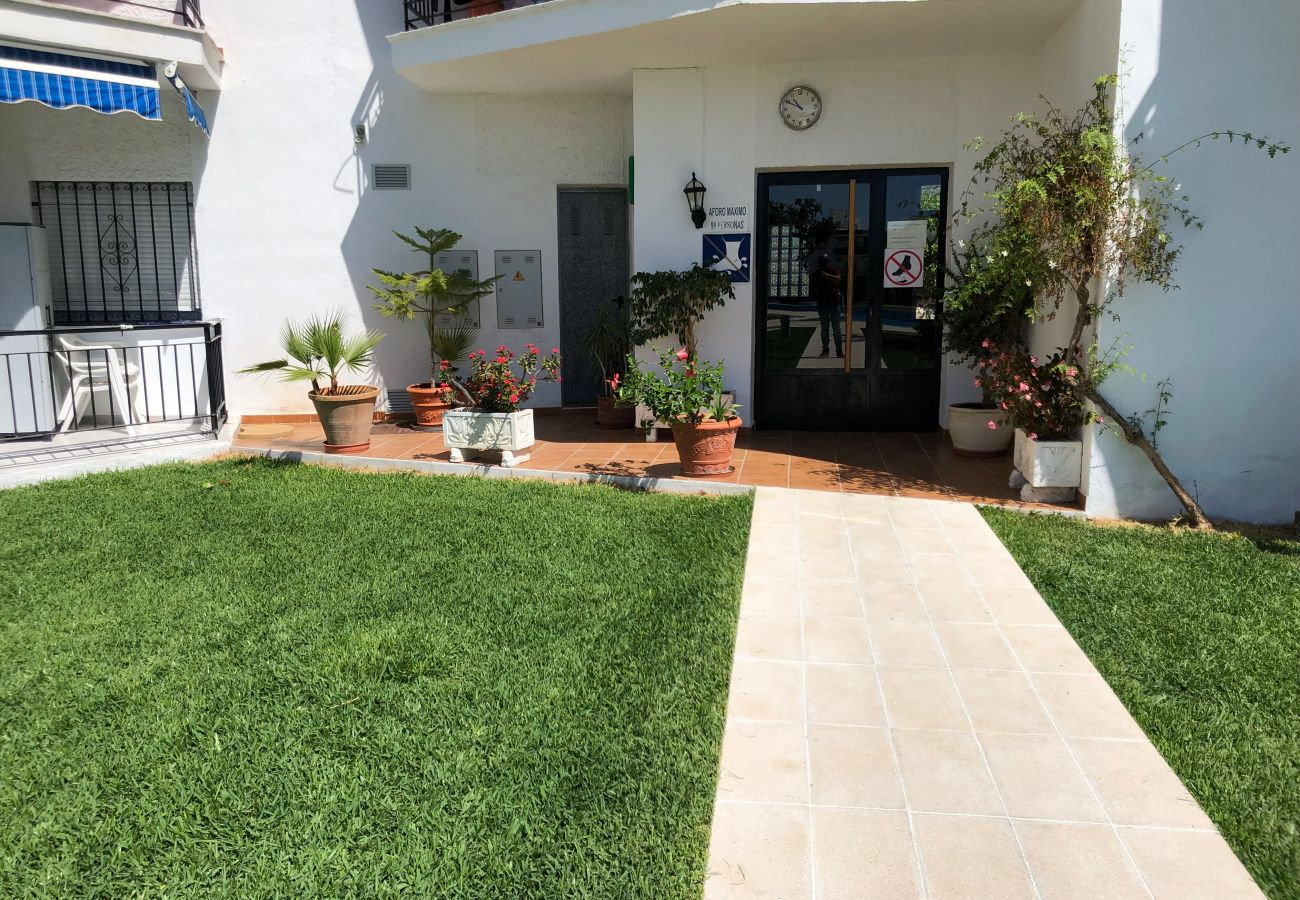 Apartment in Nerja - Apartment with swimming pool to1 kmbeach