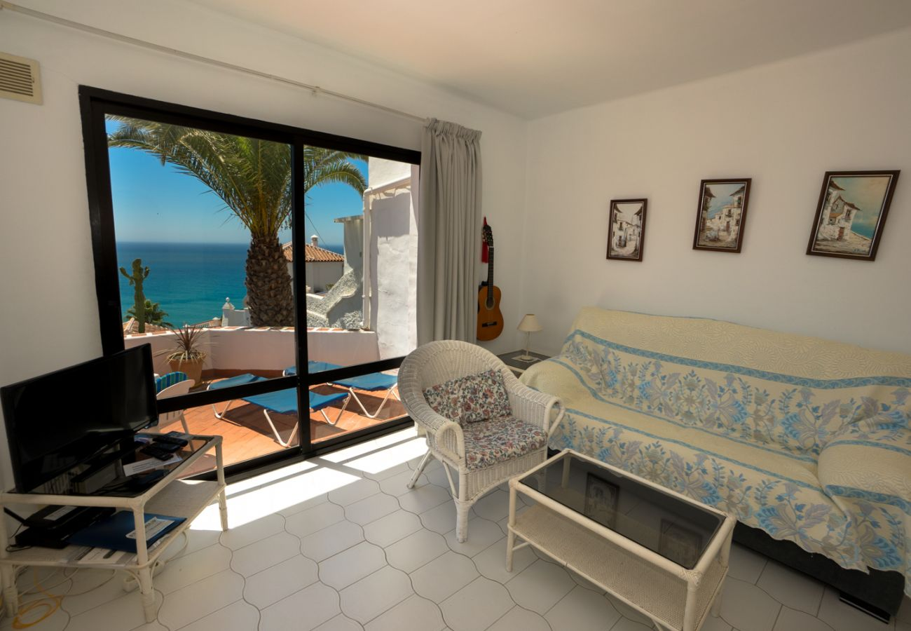 Apartment in Nerja - Apartment of 1 bedrooms to400 mbeach