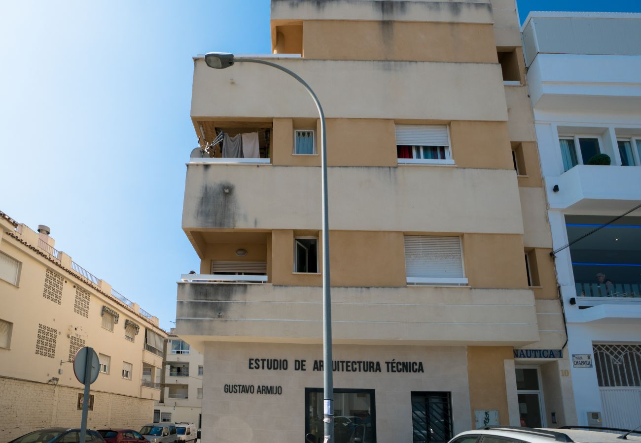 Apartment in Nerja - Apartment with air-conditioned to500 mbeach
