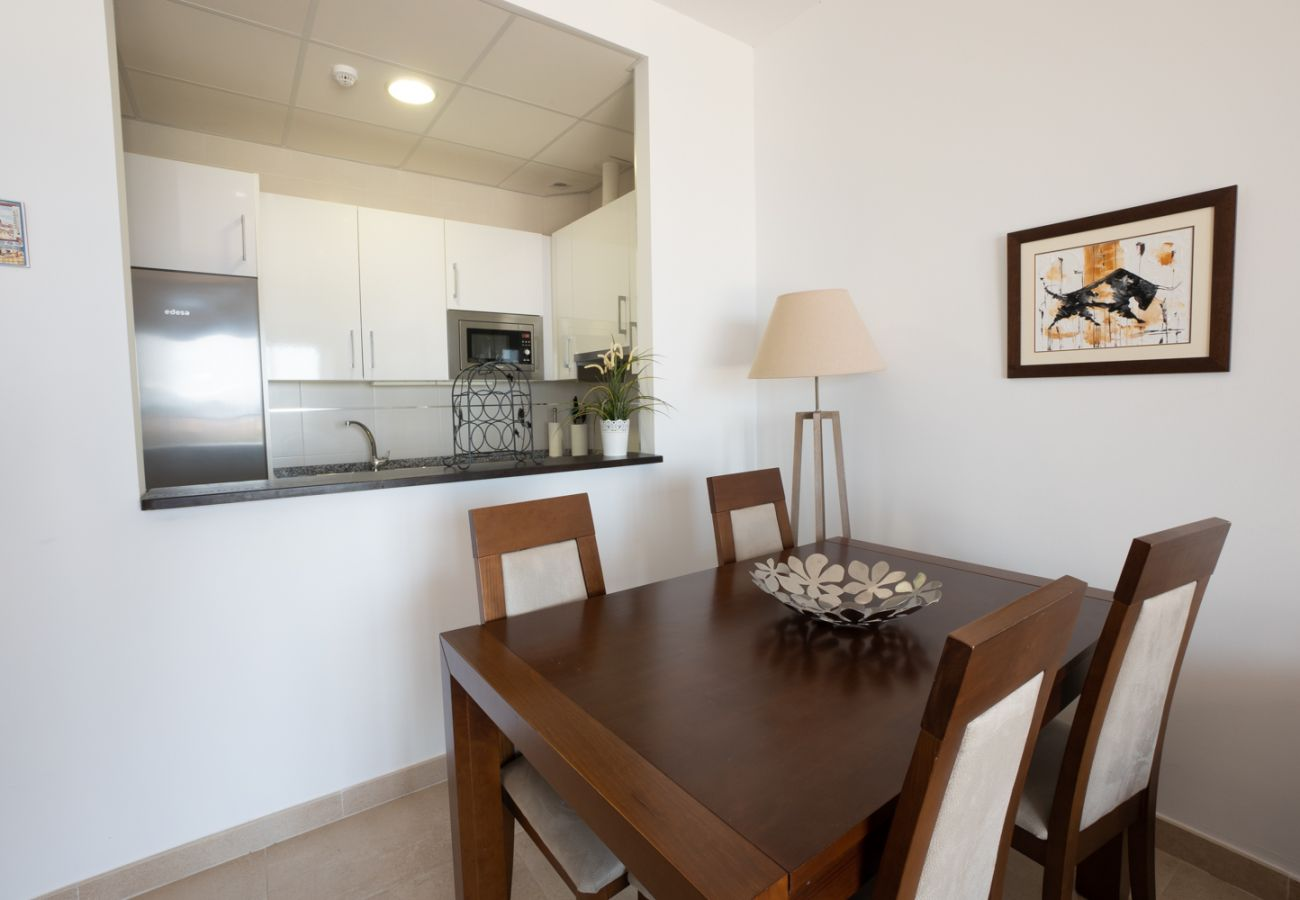 Apartment in Nerja - Apartment of 2 bedrooms to 2 km beach