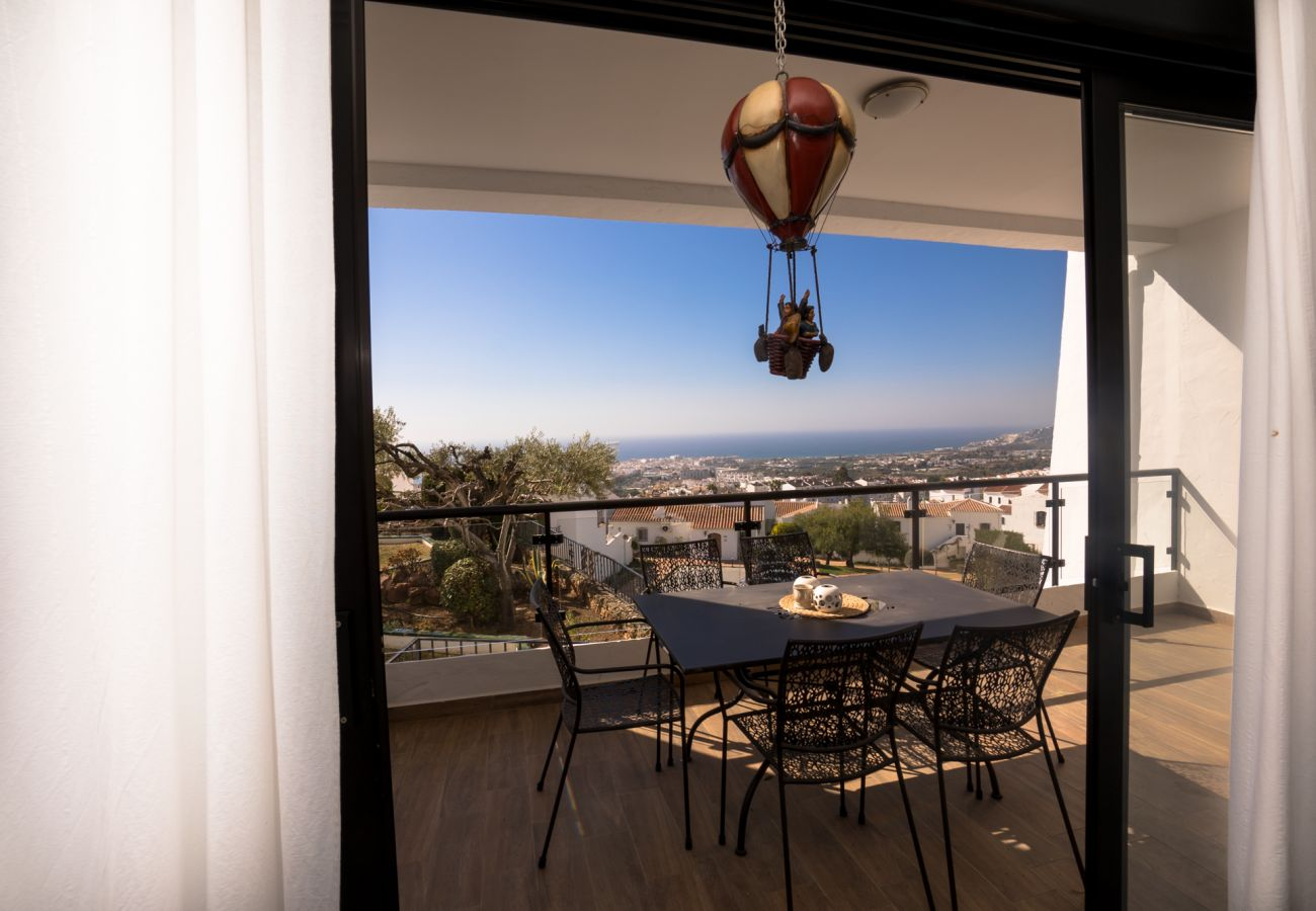 Apartment in Nerja - Apartment with swimmingpool to2 kmbeach
