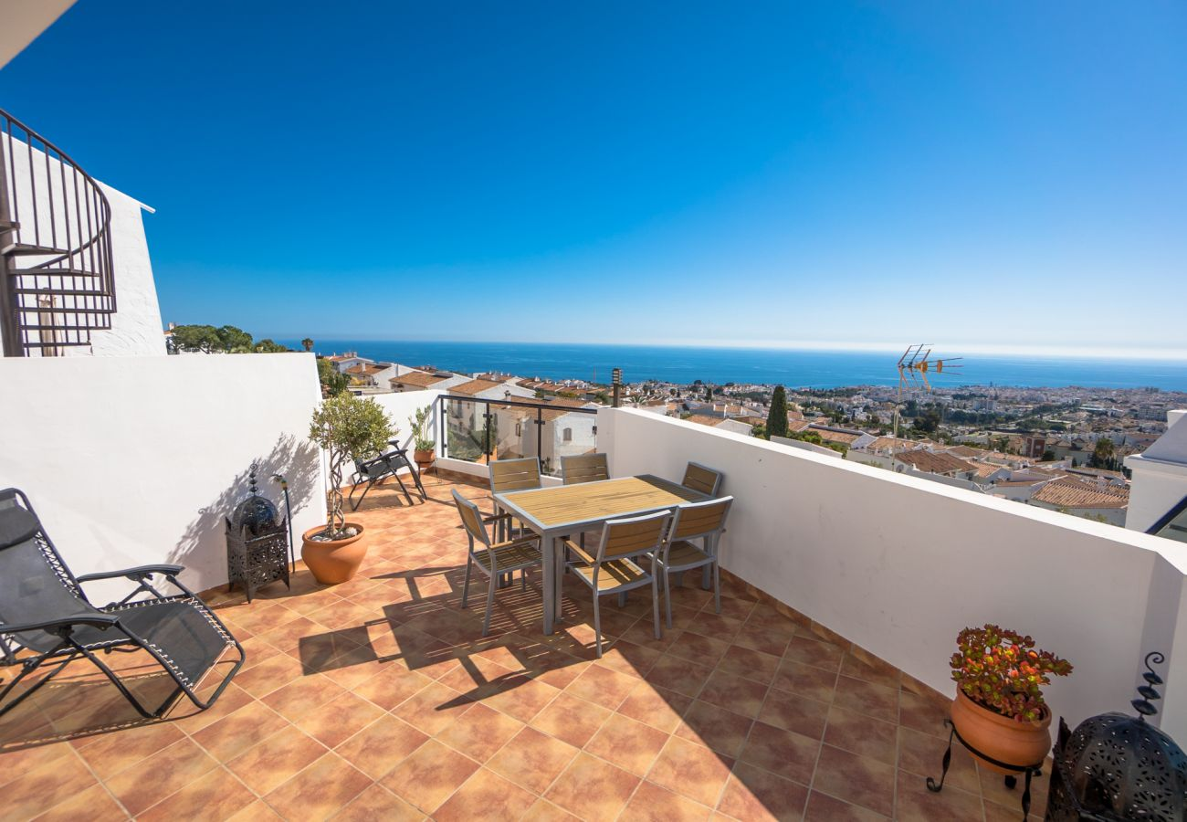 Apartment in Nerja - Apartment of 2 bedrooms to2 kmbeach