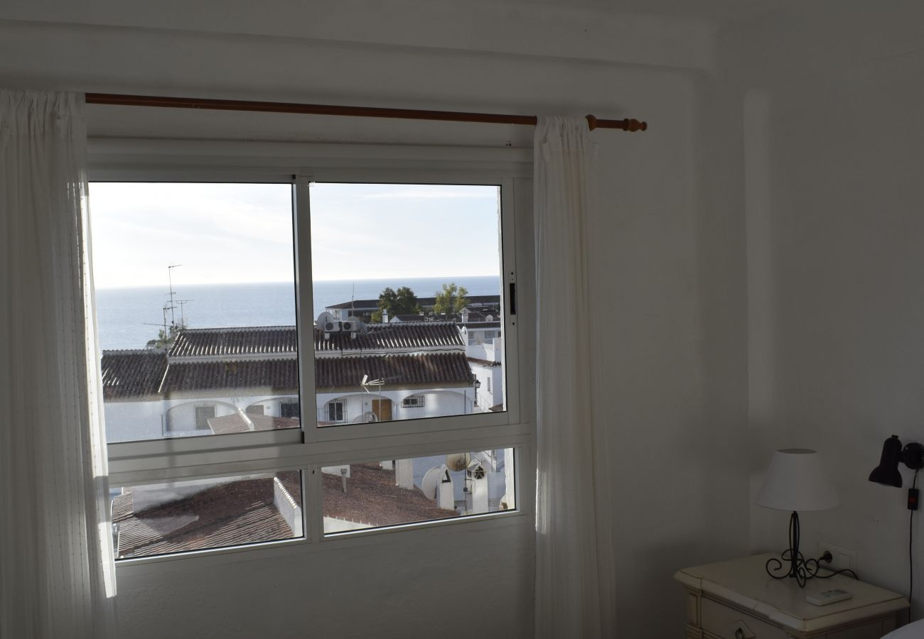 Apartment in Nerja - Apartment of 2 bedrooms to150 mbeach
