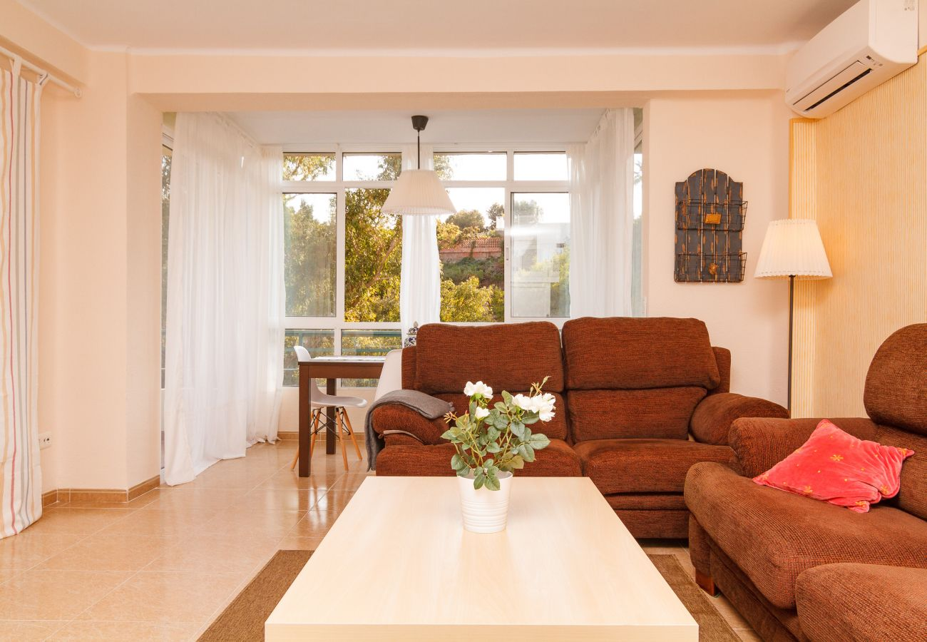 Apartment in Nerja - Apartment for 4 people to 500 m beach