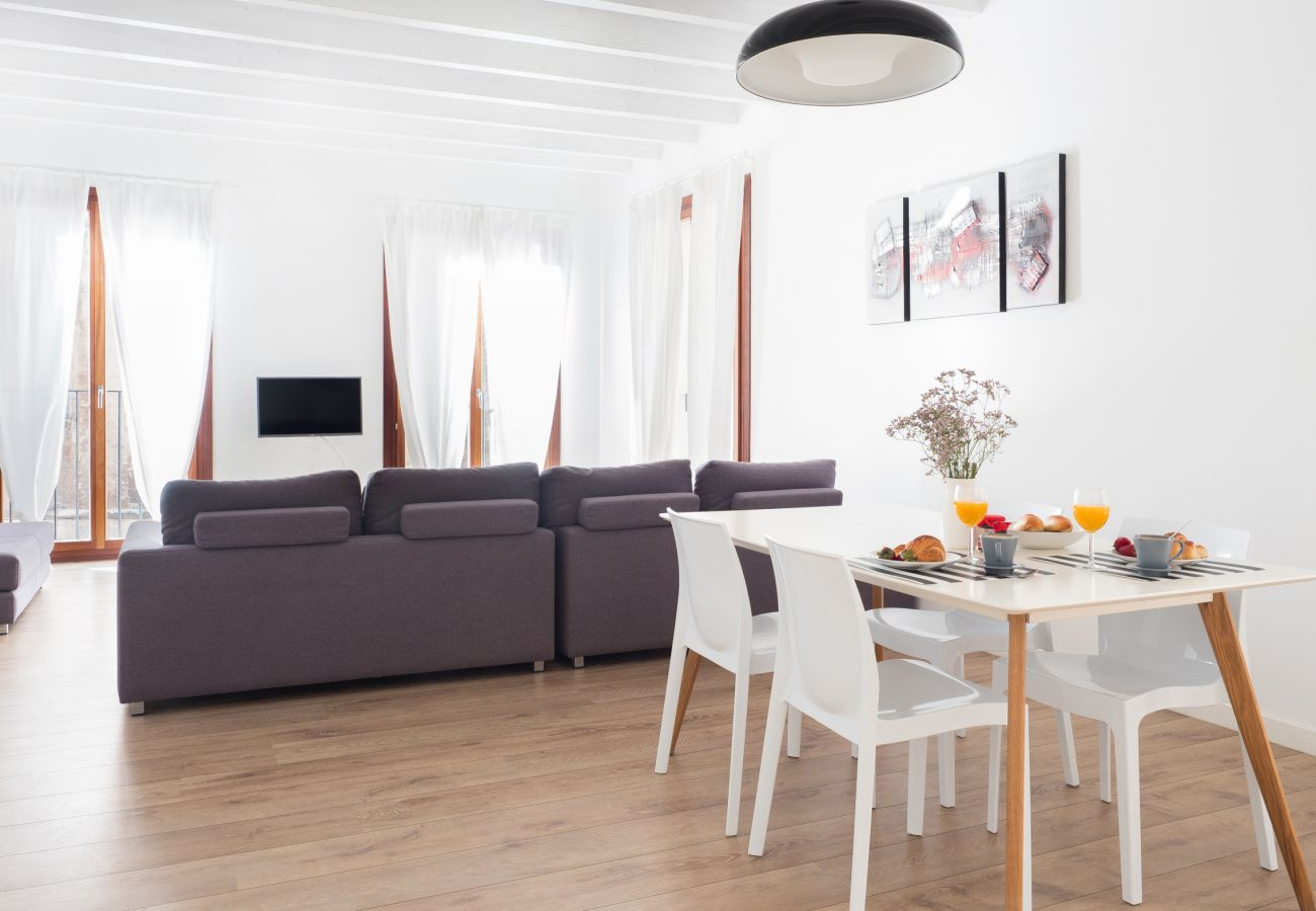Apartment in Palma de Mallorca - Apartment of 1 bedrooms to 1 km beach