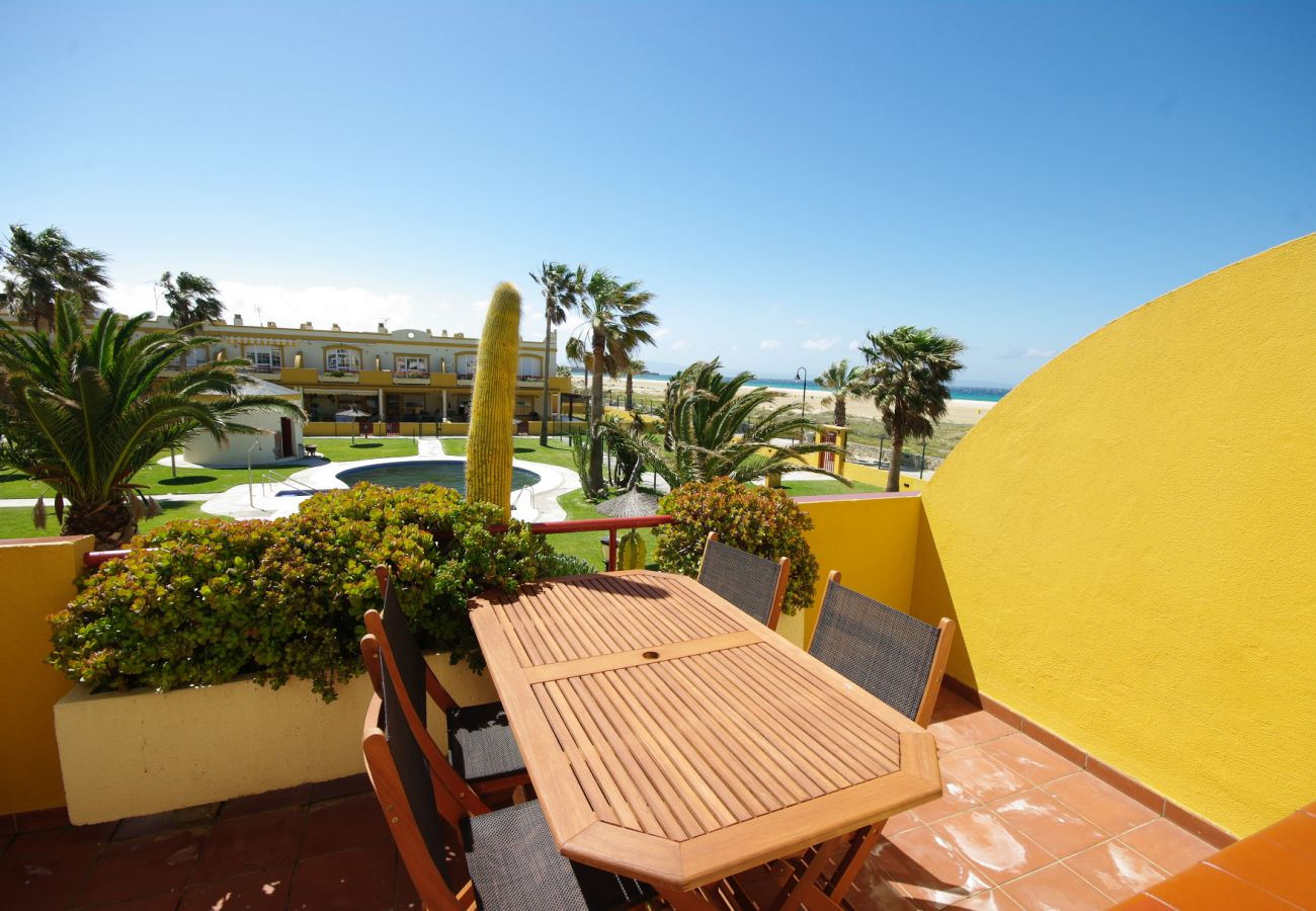 Apartment in Tarifa - Apartment for 3 people to10 mbeach