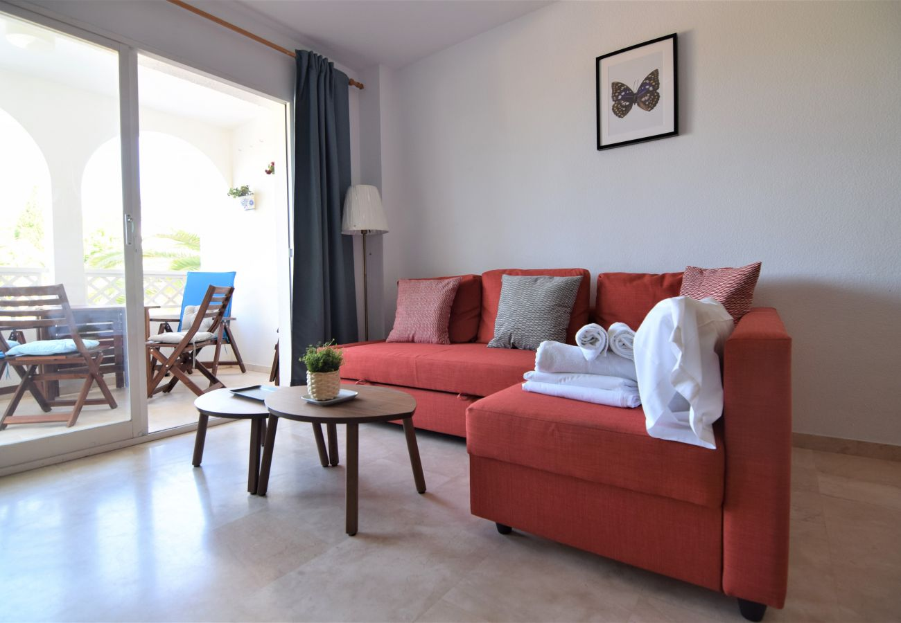 Apartment in Nerja - Apartment of 2 bedrooms to 50 m beach