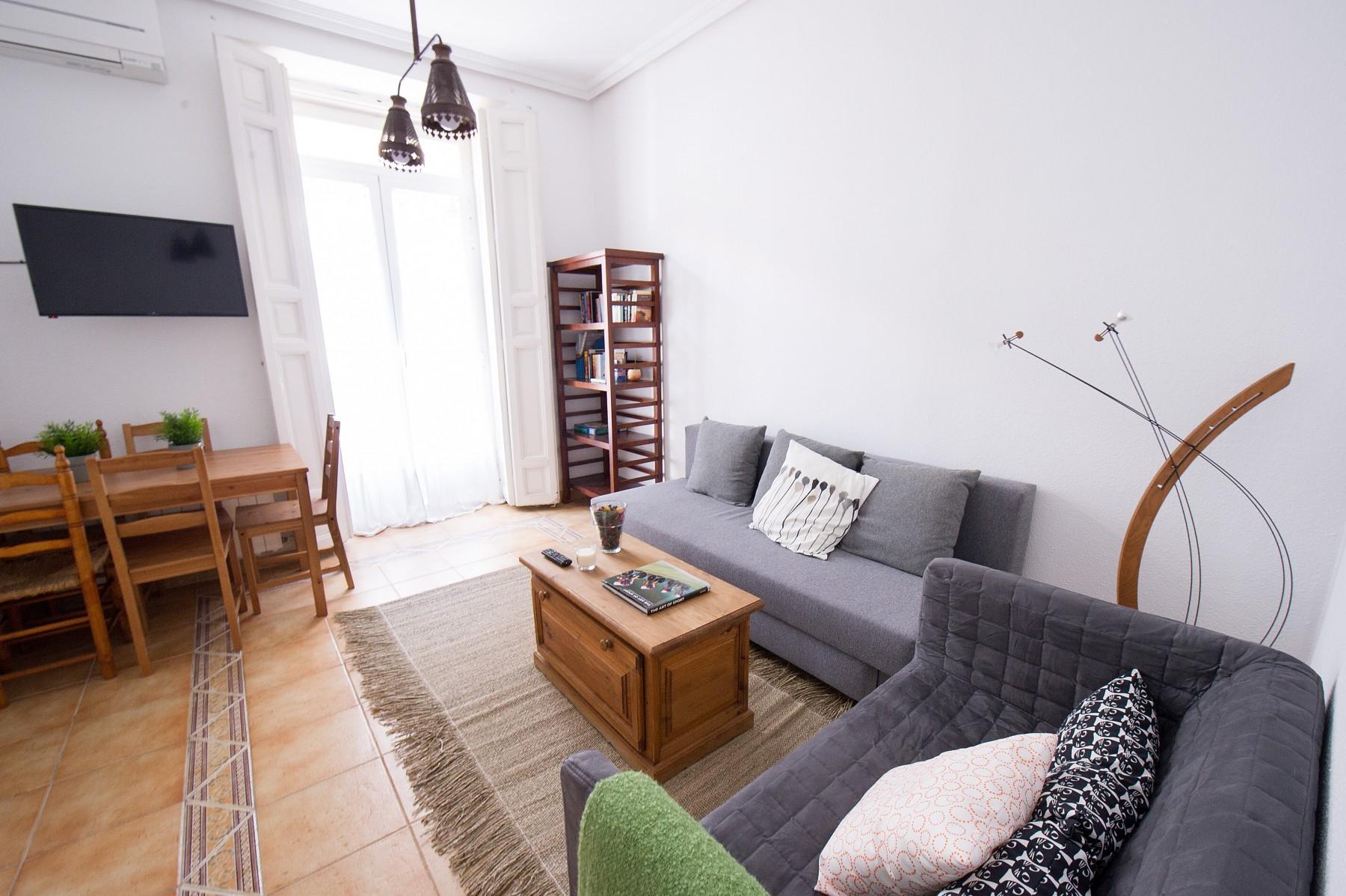... Apartment In Madrid   M (ABD6) New Offer La Latina Madrid ...