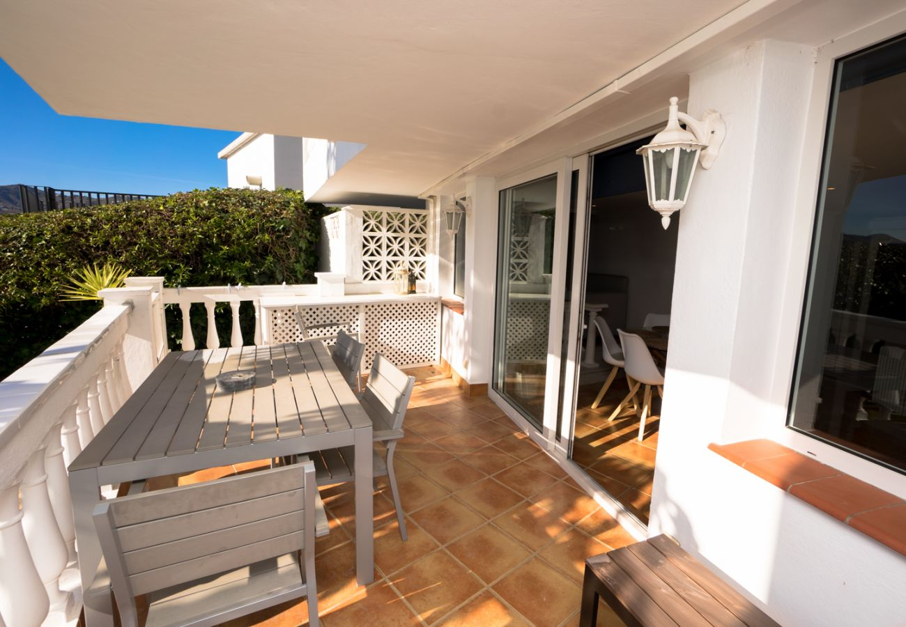 Apartment in Nerja - Apartment of 2 bedrooms to 10 m beach