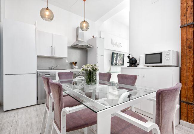 Apartment in Málaga - iloftmalaga Atelier Suite