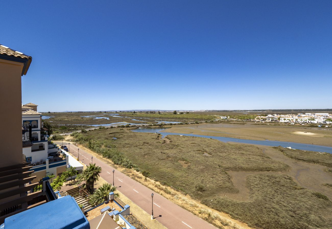 Apartment in Punta del Moral - Apartment of 3 bedrooms to200 mbeach