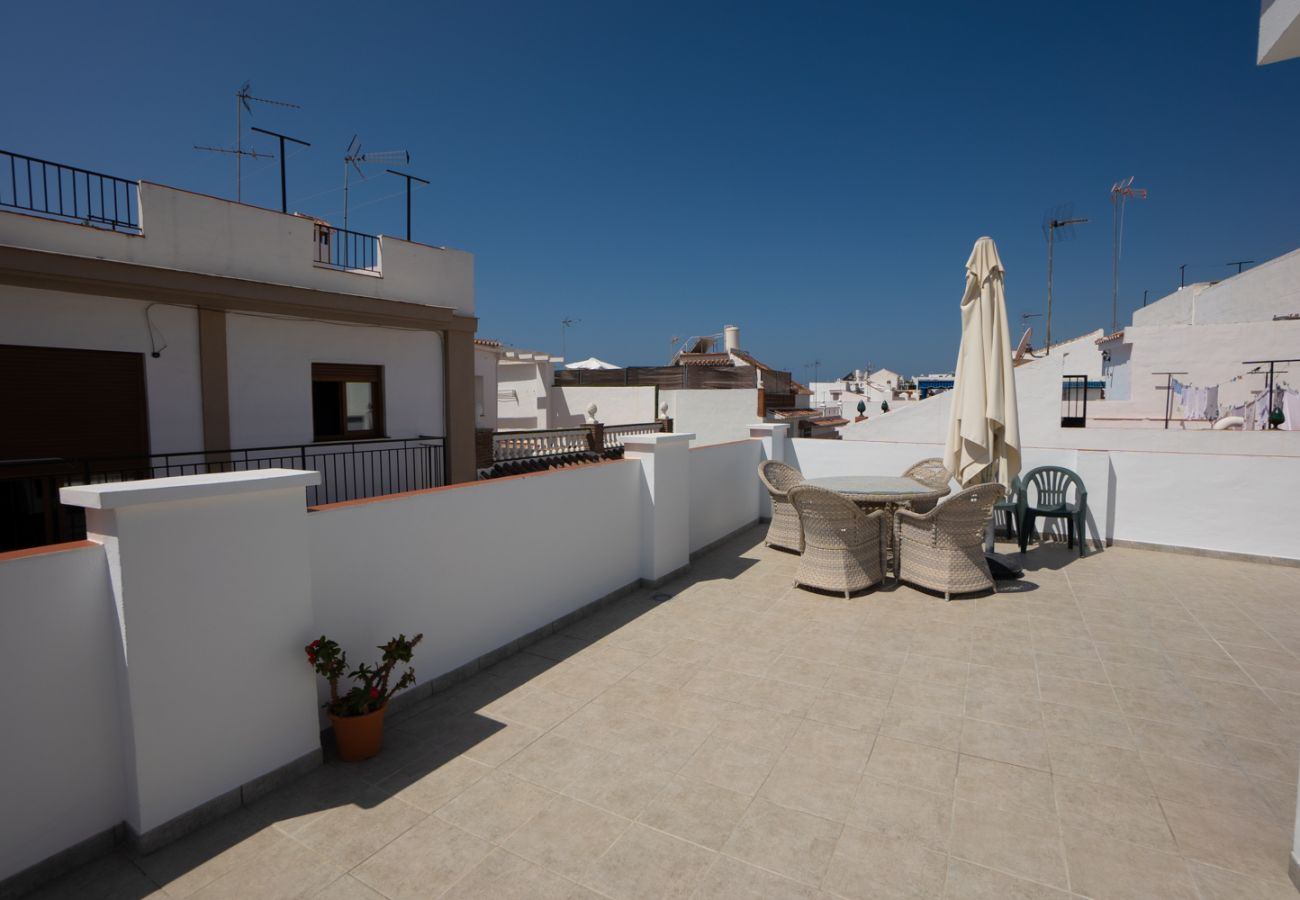House in Nerja - House for 4 people to 800 m beach