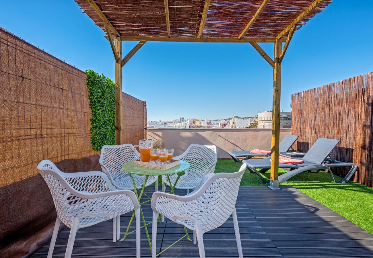 Apartment in Málaga - iloftmalaga Rosaleda II