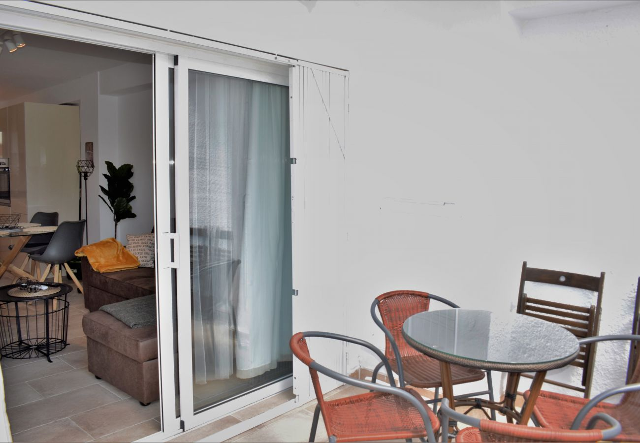 Apartment in Nerja - Apartment for 6 people to 300 m beach