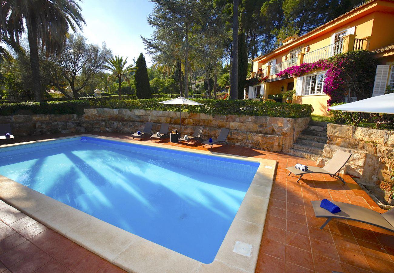 Villa in Palma de Mallorca - Villa of 5 bedrooms in Palma de Mallorca