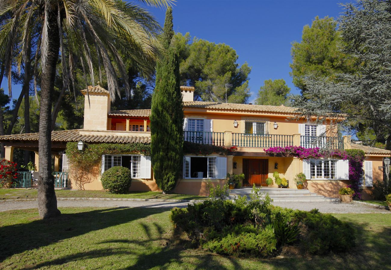 Villa in Palma de Mallorca - Villa of 5 bedrooms in Palma de Mallorca