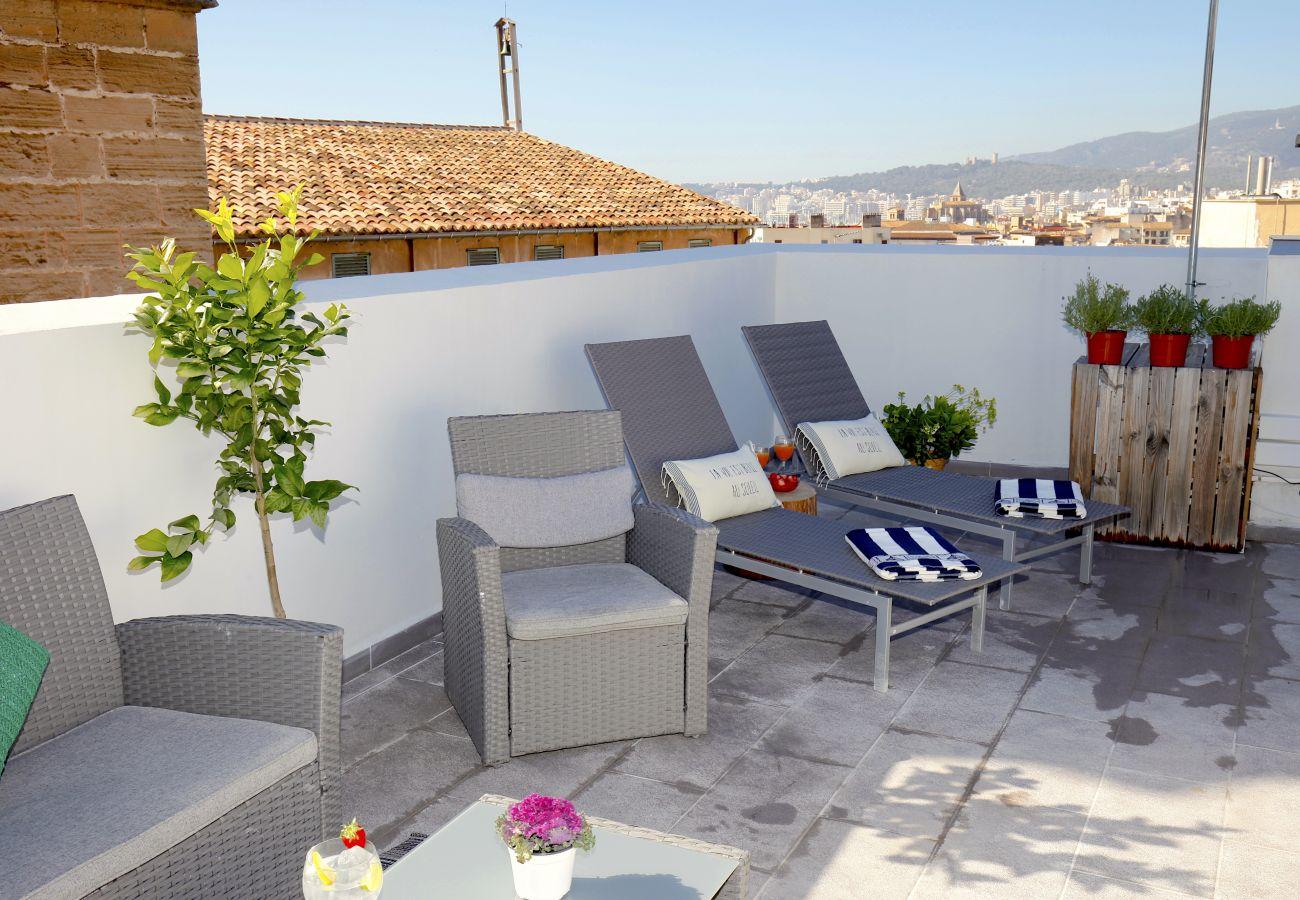 Apartment in Palma de Mallorca - Apartment of 1 bedrooms to2 kmbeach