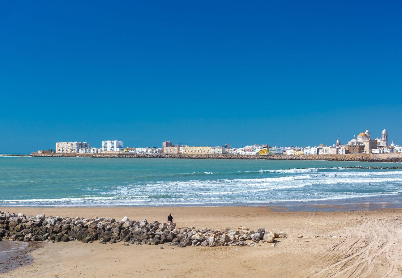 Apartment in Cádiz - Apartment of 1 bedrooms in Cádiz