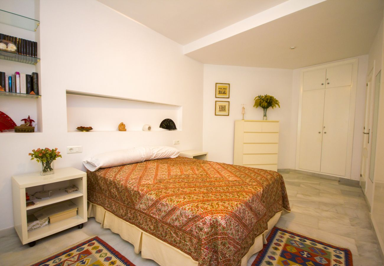 Apartment in Nerja - Apartment of 2 bedrooms to500 mbeach