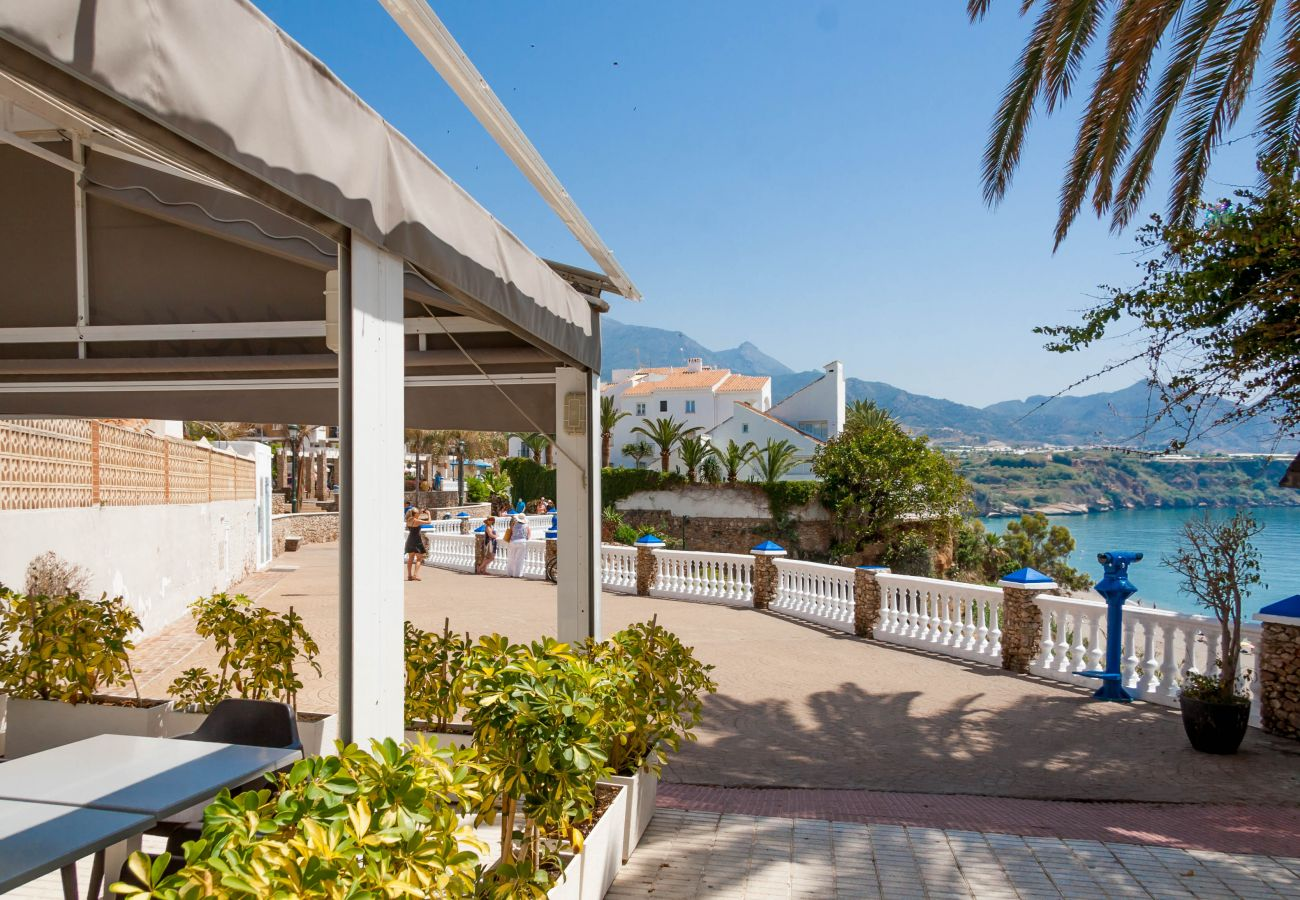 Apartment in Nerja - Apartment of 2 bedrooms to 500 m beach