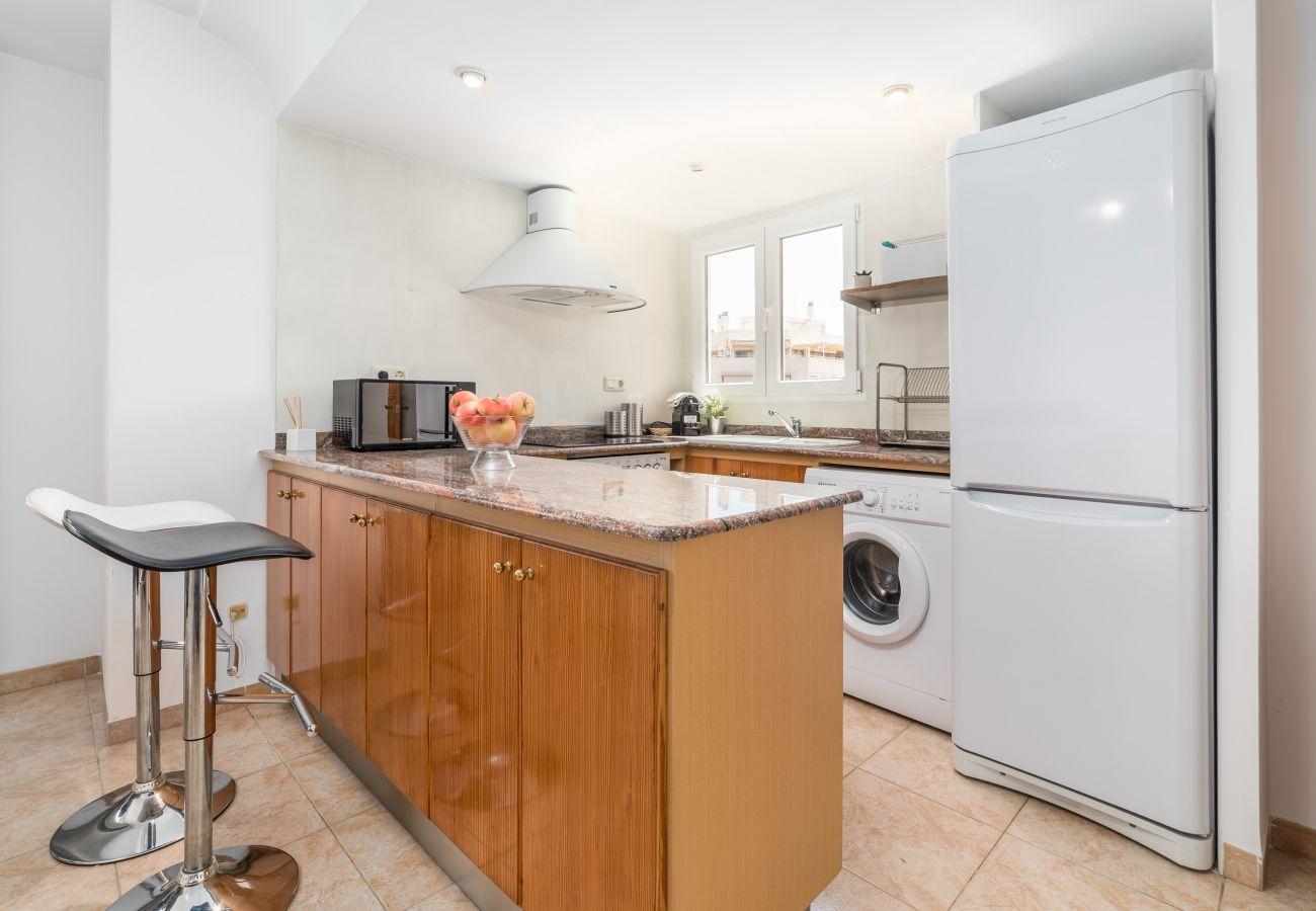 Apartment in Valencia / València - Travel Habitat Jardines de Viveros