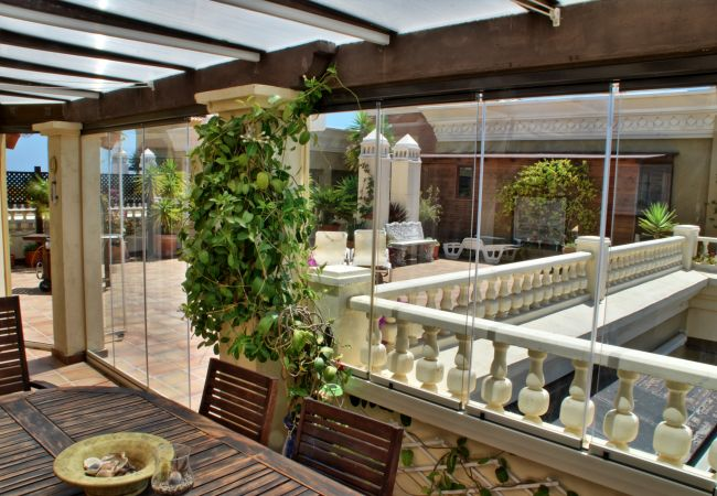 Apartment in Isla Canela - Apartment with swimmingpool to50 mbeach