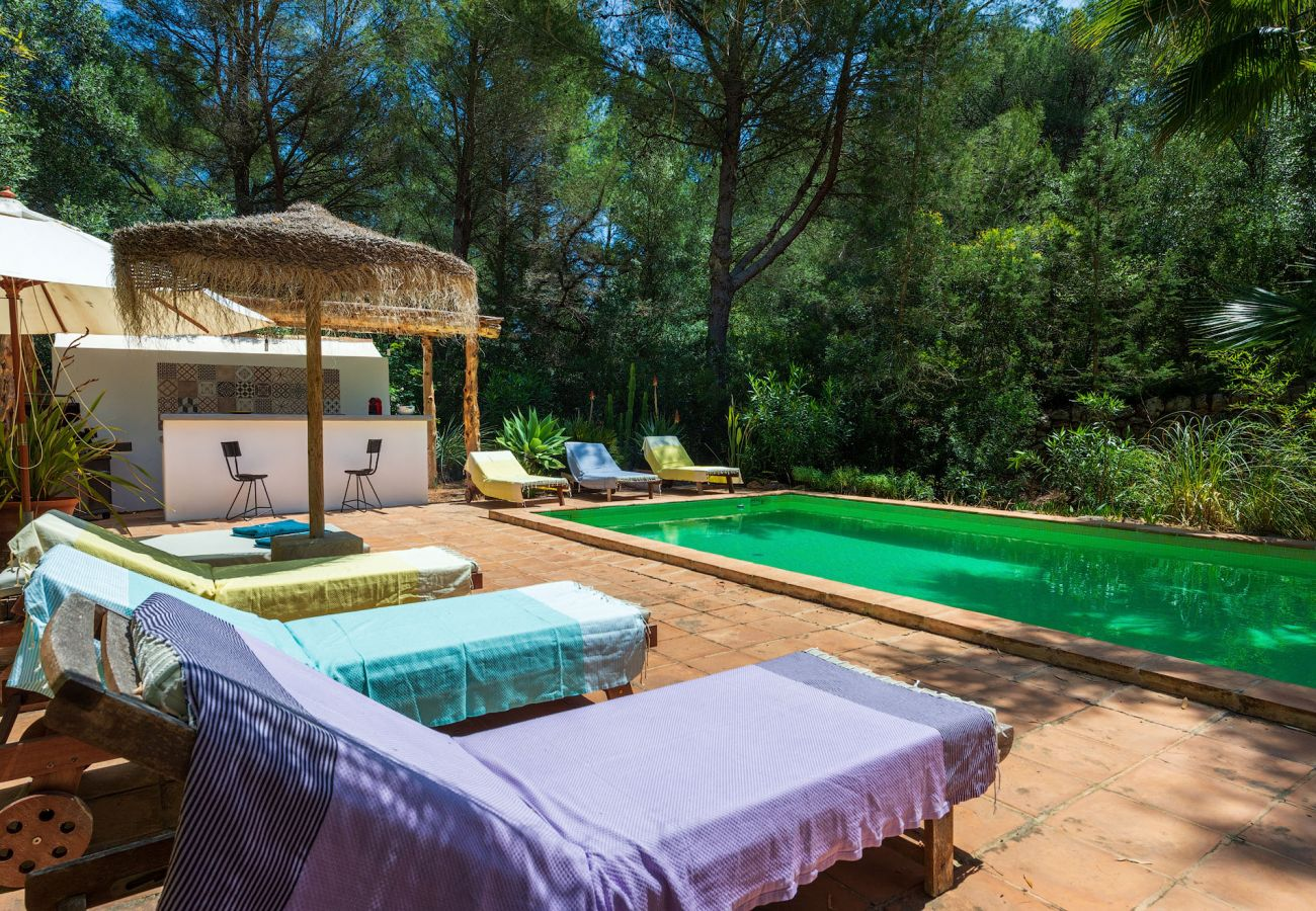 Country house in Ibiza / Eivissa - Country house with swimming pool in Ibiza