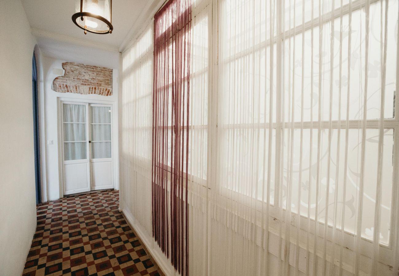 Apartment in Cádiz - Apartment of 3 bedrooms to1 kmbeach