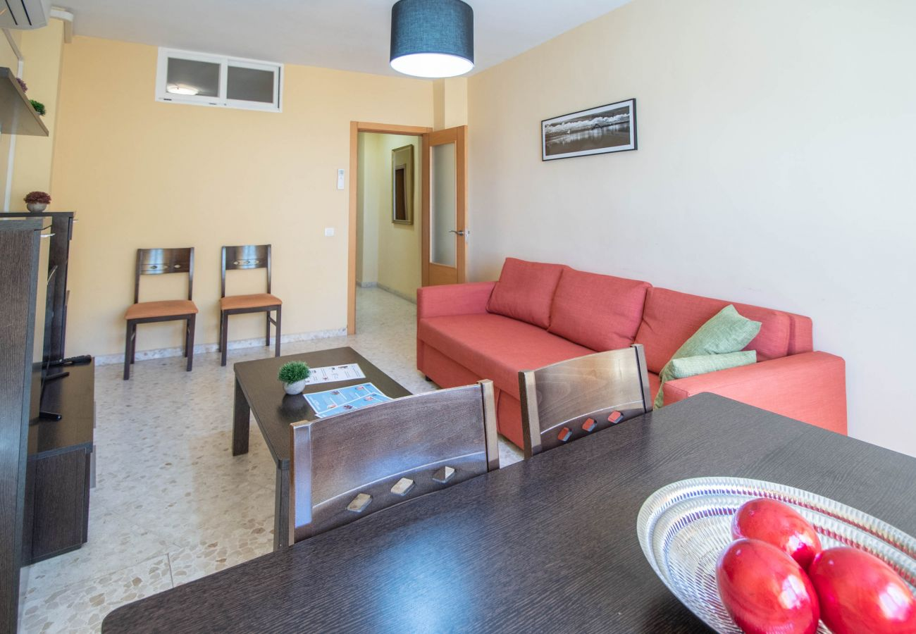Apartment in Cádiz - Apartment of 2 bedrooms to 5 m beach