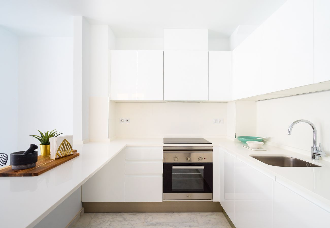 Apartment in Málaga - Alameda Principal 1A