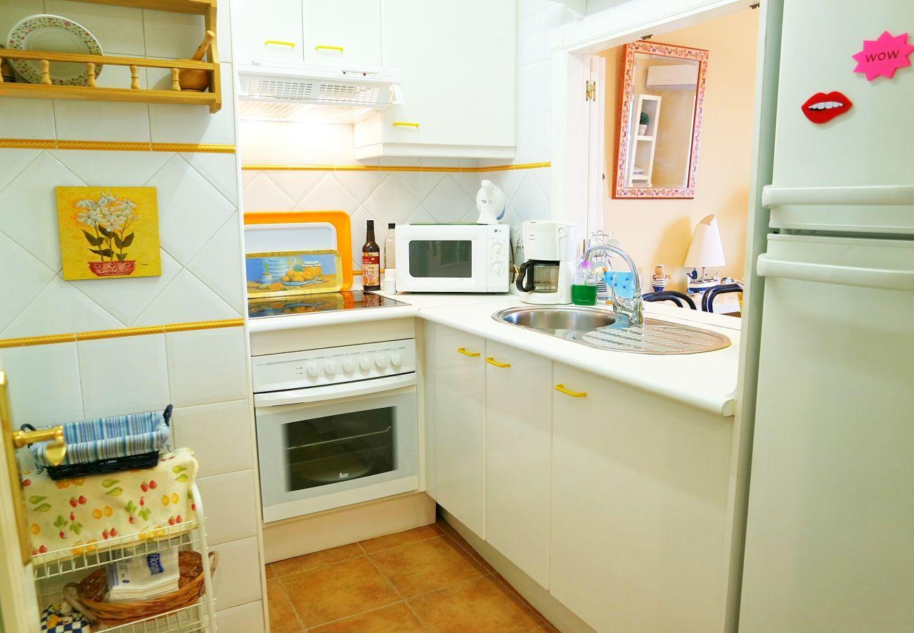 Apartment in Isla Canela - Apartment of 2 bedrooms in Isla Canela