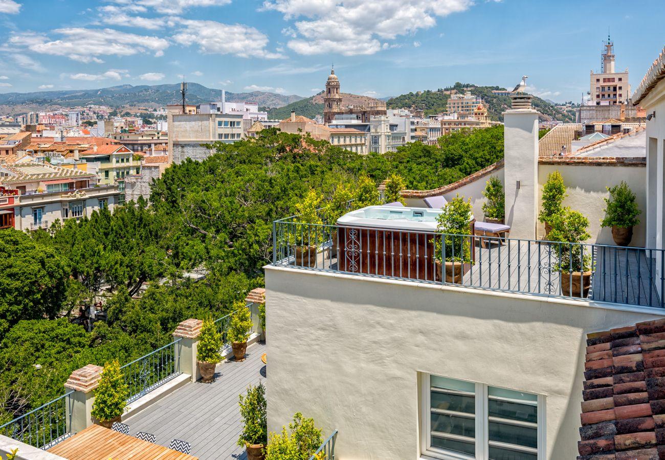 Apartment in Málaga - iloftmalaga Premium Alameda Principal X